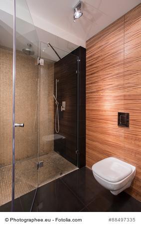 was passiert bei einer badezimmer sanierung