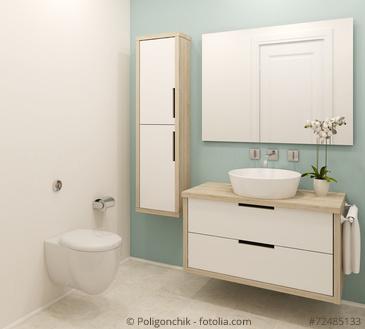 Farbtrends im Badezimmer - Stimmung beeinflussen
