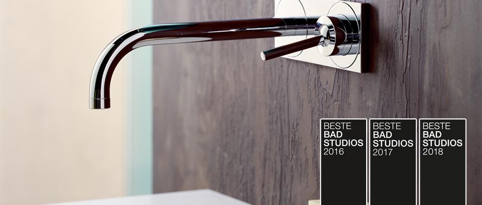 Hochwertige Badezimmerrenovierung in München - von den Fliesen bis zu den Amaturen